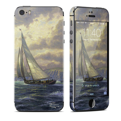 Apple iPhone 5S Skin - New Horizons