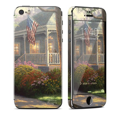 Apple iPhone 5S Skin - Hometown Pride