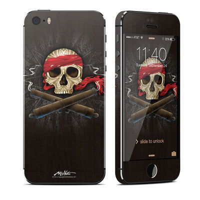 Apple iPhone 5S Skin - High Seas Drifter