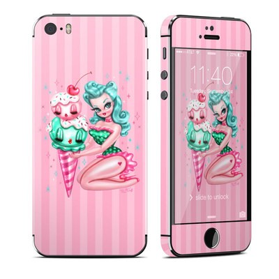 Apple iPhone 5S Skin - Ice Cream