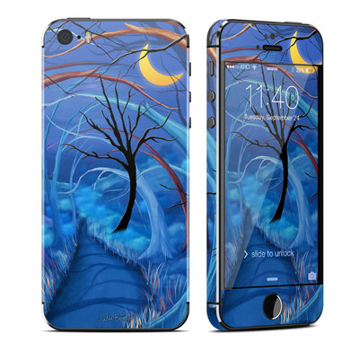 Apple iPhone 5S Skin - Ichabods Forest