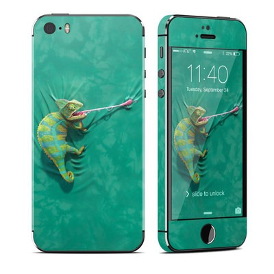 Apple iPhone 5S Skin - Iguana