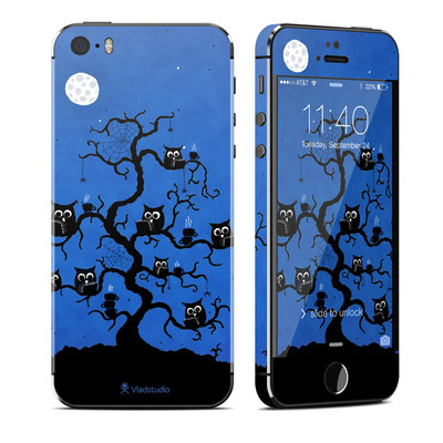 Apple iPhone 5S Skin - Internet Cafe