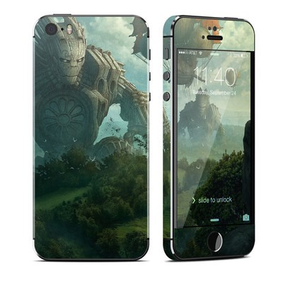 Apple iPhone 5S Skin - Invasion