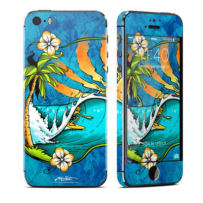Apple iPhone 5S Skin - Island Playground