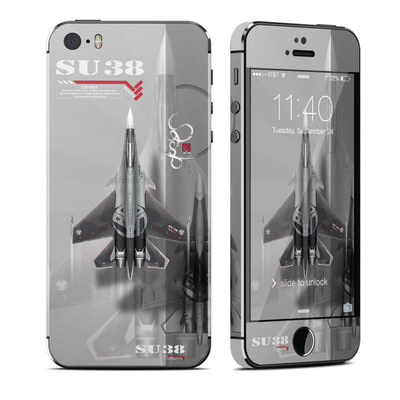Apple iPhone 5S Skin - Jet Fighter