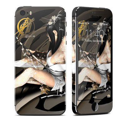 Apple iPhone 5S Skin - Josei 4
