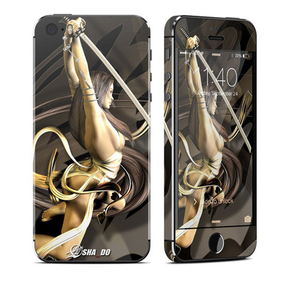 Apple iPhone 5S Skin - Josei 6