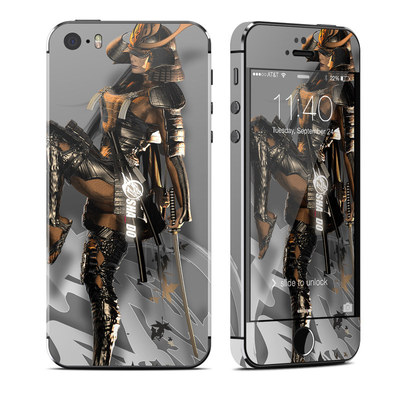 Apple iPhone 5S Skin - Josei 7