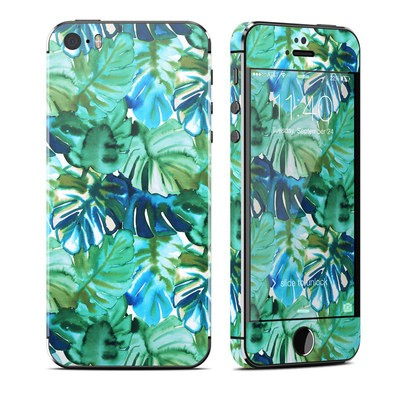 Apple iPhone 5S Skin - Jungle Palm
