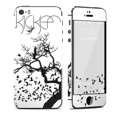 Apple iPhone 5S Skin - KICKER Birds