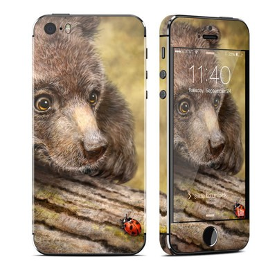 Apple iPhone 5S Skin - Kodiak Cub