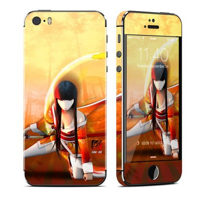 Apple iPhone 5S Skin - Kokeshi 4