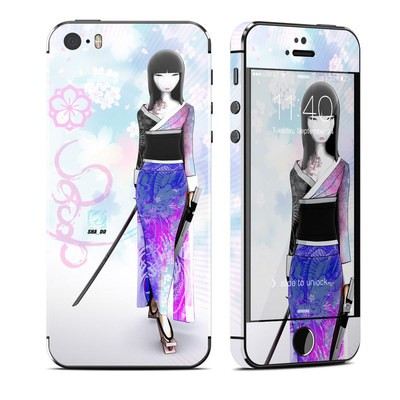 Apple iPhone 5S Skin - Kokeshi Haru