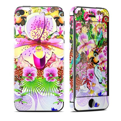 Apple iPhone 5S Skin - Lampara