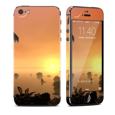 Apple iPhone 5S Skin - Last Light Of The Sun