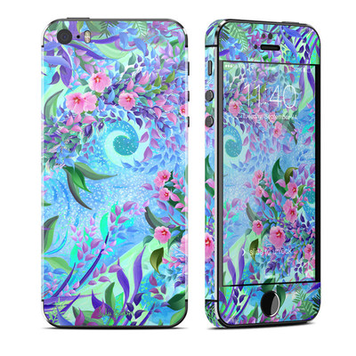 Apple iPhone 5S Skin - Lavender Flowers
