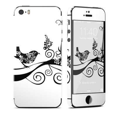 Apple iPhone 5S Skin - Little Curly