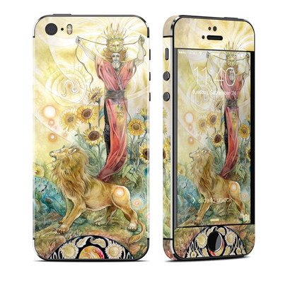 Apple iPhone 5S Skin - Leo