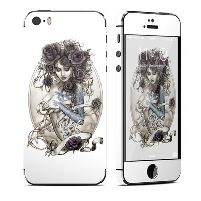 Apple iPhone 5S Skin - Les Belles Dames
