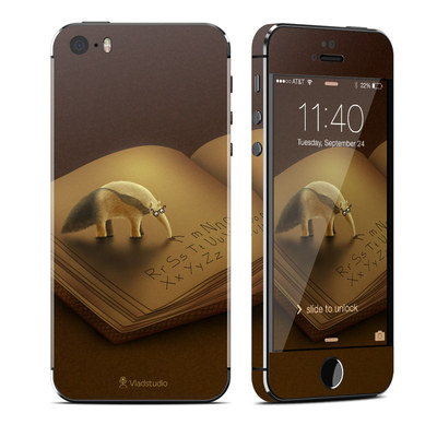 Apple iPhone 5S Skin - Lettereater