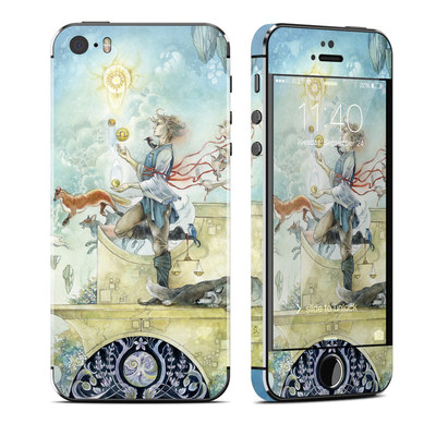 Apple iPhone 5S Skin - Libra