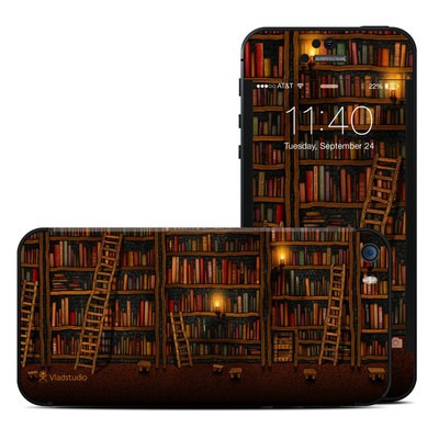 Apple iPhone 5S Skin - Library