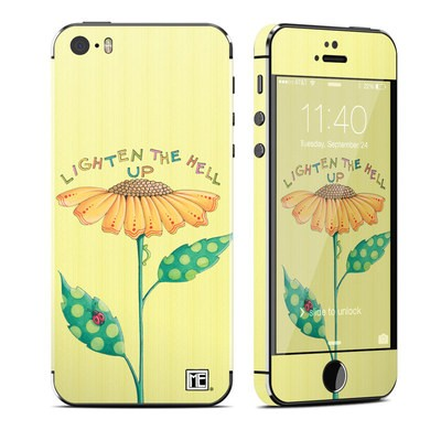 Apple iPhone 5S Skin - Lighten Up