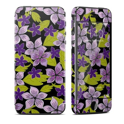 Apple iPhone 5S Skin - Lilac