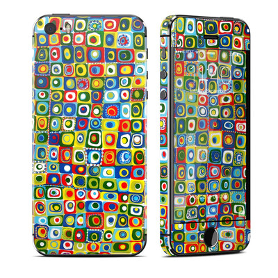 Apple iPhone 5S Skin - Line Dancing