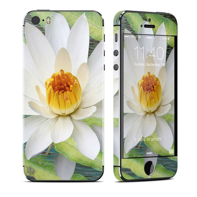 Apple iPhone 5S Skin - Liquid Bloom