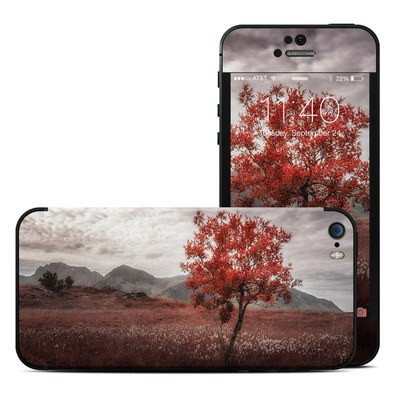 Apple iPhone 5S Skin - Lofoten Tree