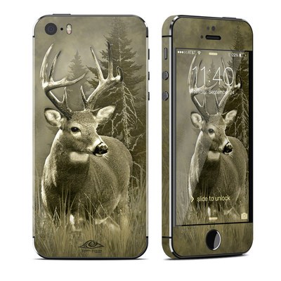 Apple iPhone 5S Skin - Lone Buck
