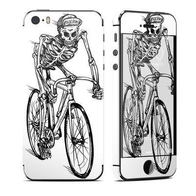 Apple iPhone 5S Skin - Lone Rider