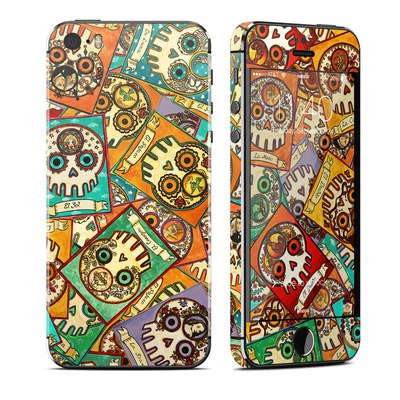 Apple iPhone 5S Skin - Loteria Scatter