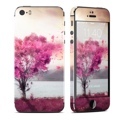 Apple iPhone 5S Skin - Love Tree