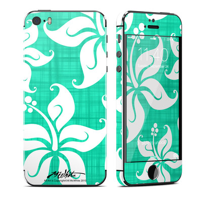 Apple iPhone 5S Skin - Mea Aloha