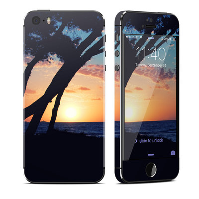 Apple iPhone 5S Skin - Mallorca Sunrise