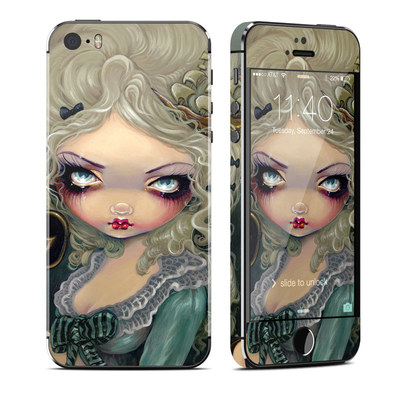 Apple iPhone 5S Skin - Marie Masquerade