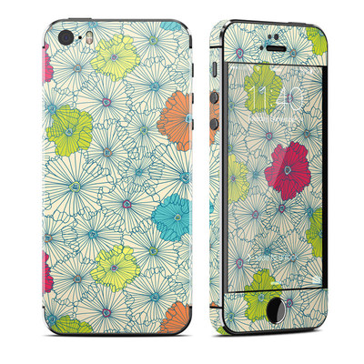 Apple iPhone 5S Skin - May Flowers