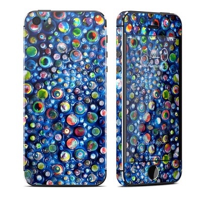 Apple iPhone 5S Skin - My Blue Heaven