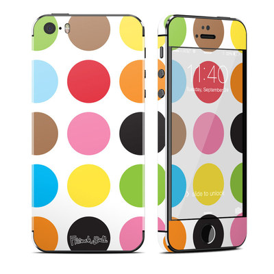 Apple iPhone 5S Skin - Multidot