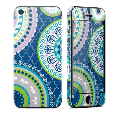 Apple iPhone 5S Skin - Medallions
