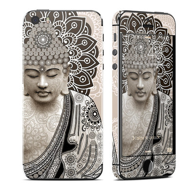 Apple iPhone 5S Skin - Meditation Mehndi