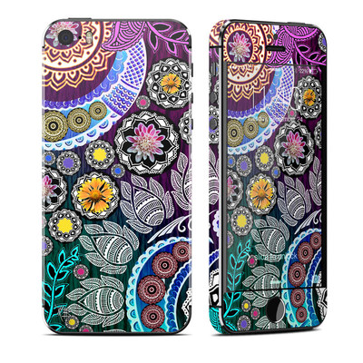 Apple iPhone 5S Skin - Mehndi Garden