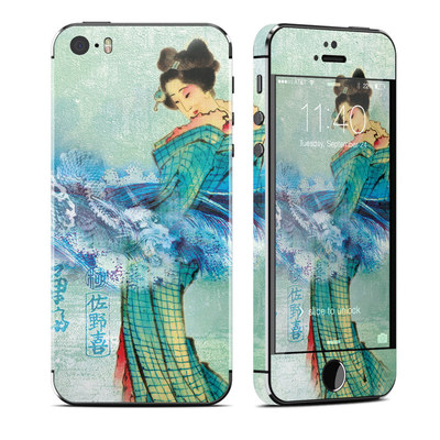 Apple iPhone 5S Skin - Magic Wave