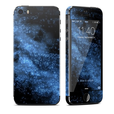 Apple iPhone 5S Skin - Milky Way