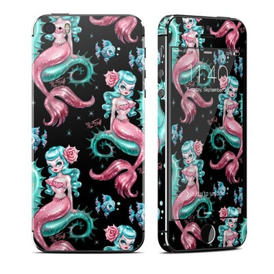 Apple iPhone 5S Skin - Mysterious Mermaids