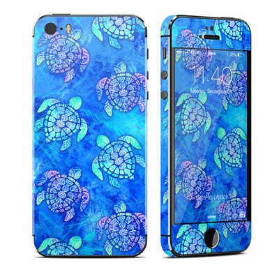Apple iPhone 5S Skin - Mother Earth