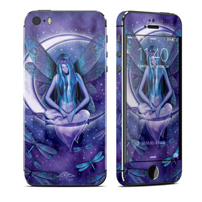 Apple iPhone 5S Skin - Moon Fairy